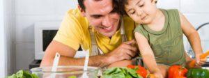 Middagen som familiens hyggestund
